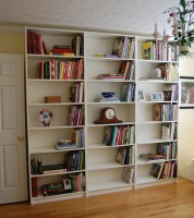 2021 Best of White Billy Bookcases