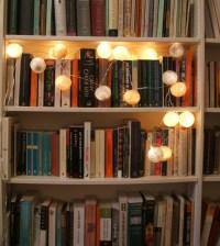 Lighting Bookshelves | Lighting Ideas