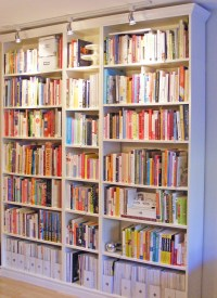 Billy Bookcase Lighting   Lighting Ideas