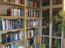 Collection Of Home Library Shelving