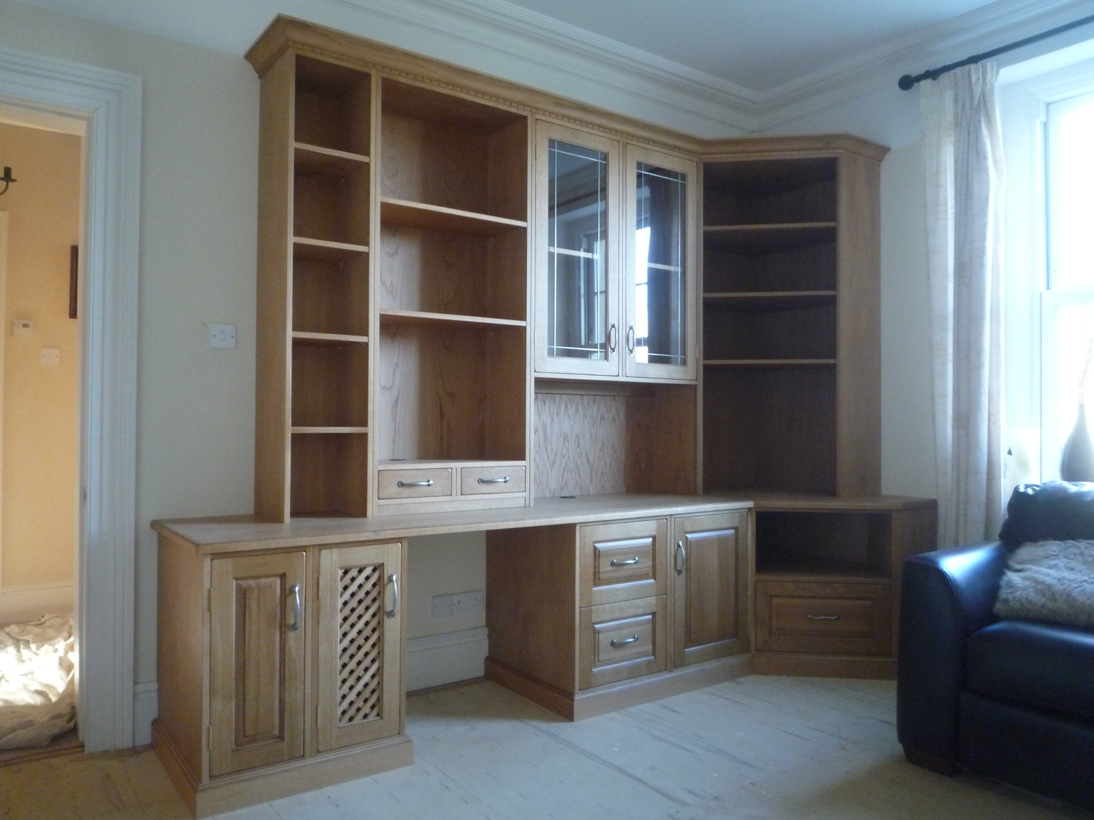 Of Fitted Home Office Furniture