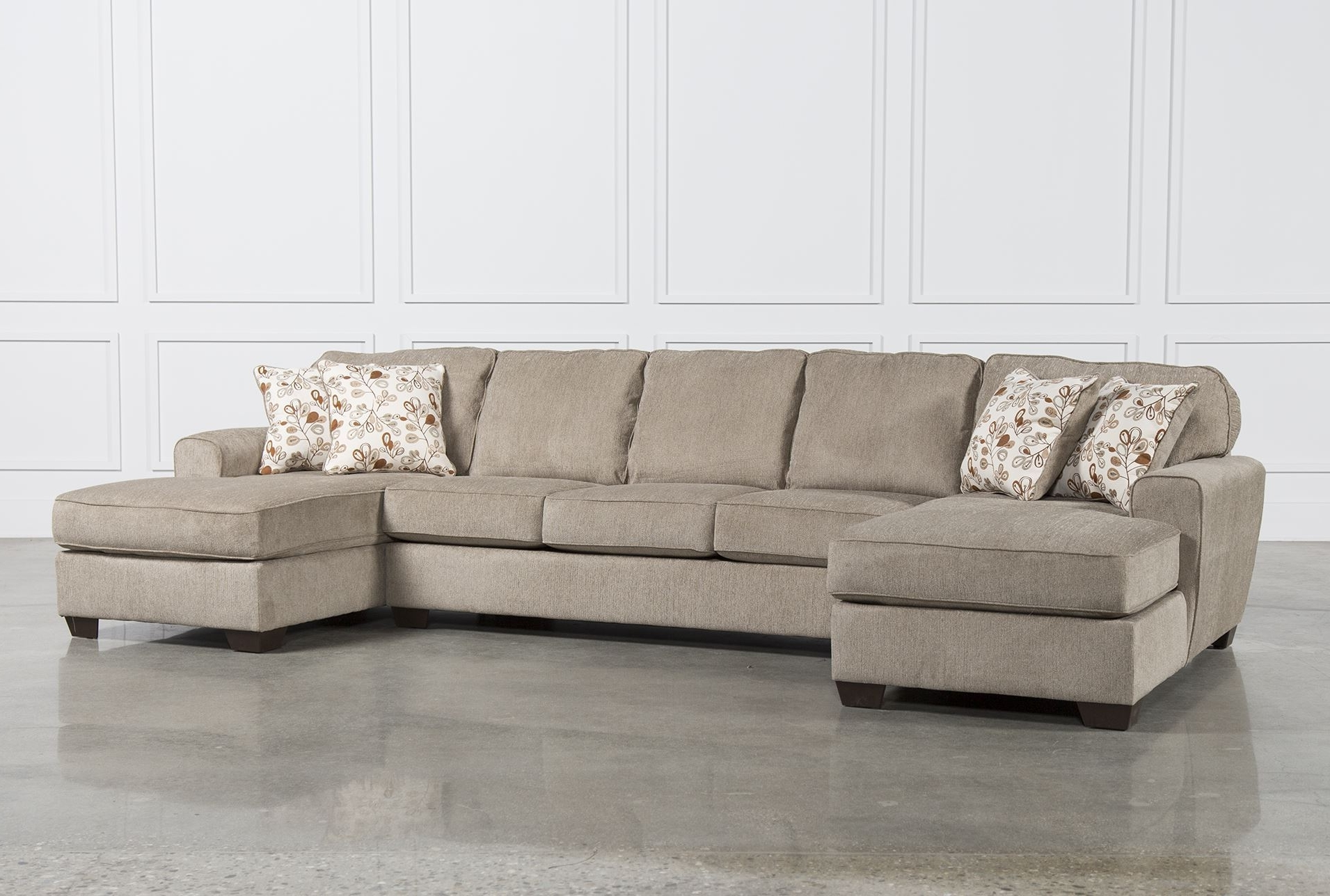 crate and barrel verano sofa smoke kob ben til sofabord sectional with 2 chaises home the honoroak