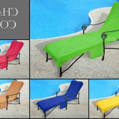 Chaise Lounge Chair Cover Towel Lifetime Parts 15 Best Collection Of Covers