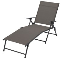 2018 Latest Folding Chaise Lounge Lawn Chairs