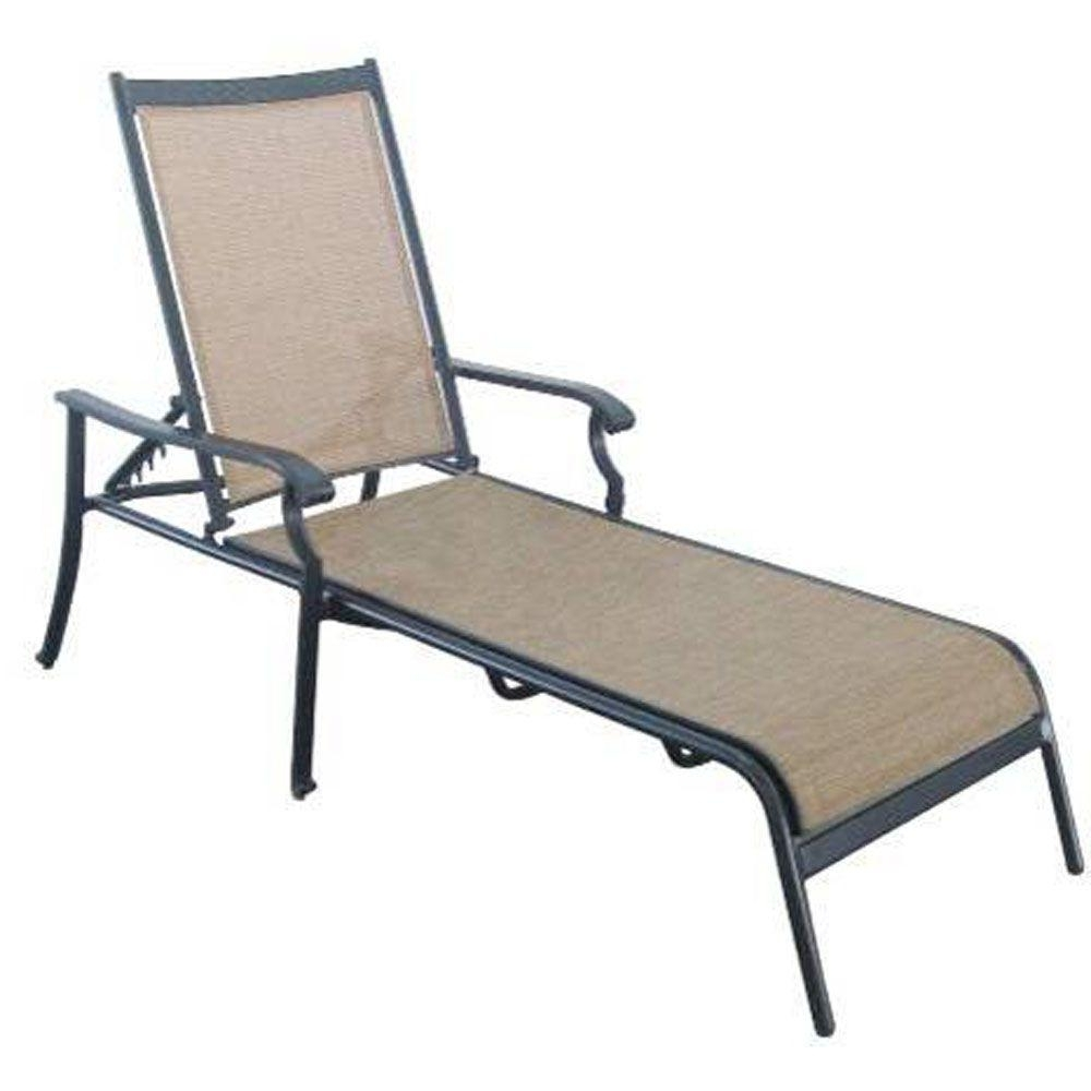 15 The Best Hampton Bay Chaise Lounge Chairs