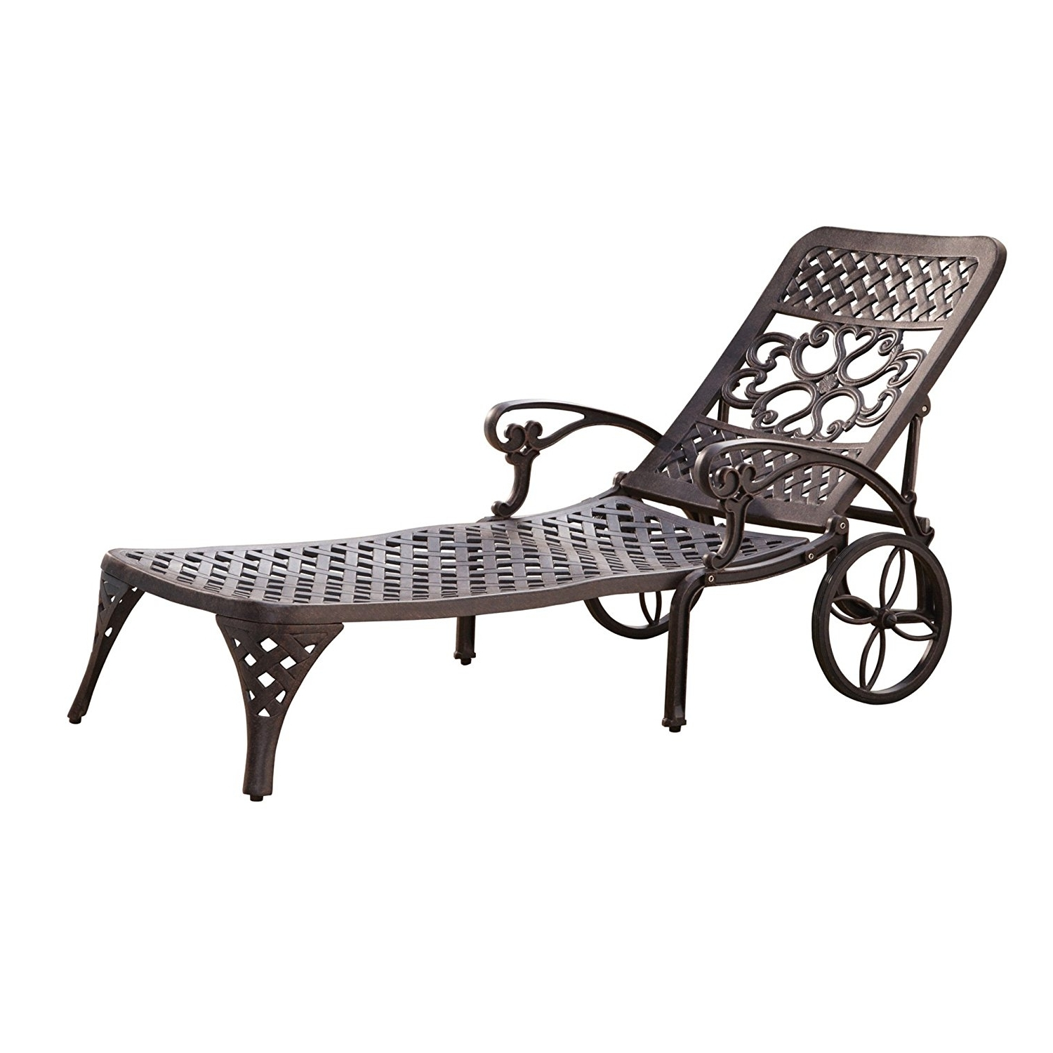 15 Best Ideas Of Outdoor Chaise Lounge Chairs