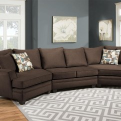 72 Inch Sofa With Chaise Inexpensive Modern The Best Sectional Sofas Cuddler