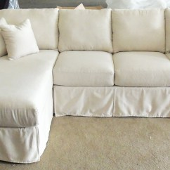 Pottery Barn Leather Sofa Cleaning Outdoor Cover Au White Slipcovered Ikea Rp Review ...