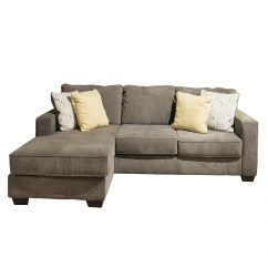 Bernie And Phyls Furniture Sofas 5 Pc Microfiber Sectional Sofa Hodan Chaise Ashley Home