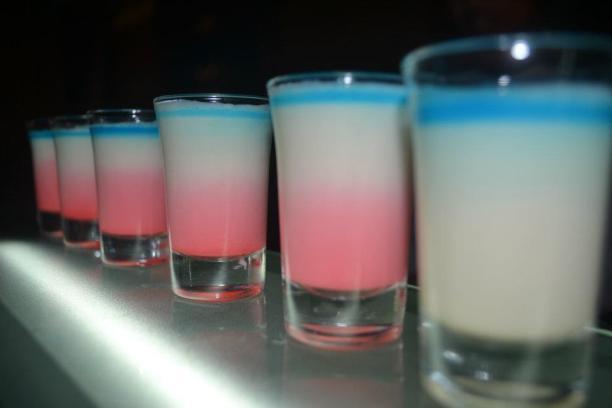 Alcoholic Shooter - Captain America