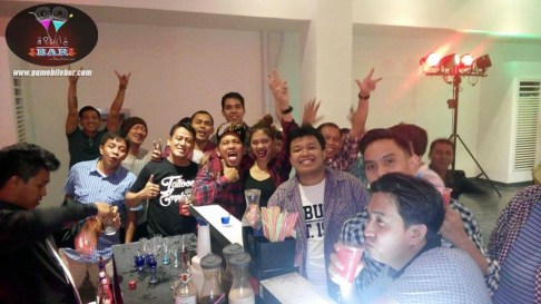 Mobile Bar Makati City One Canvas Event Place