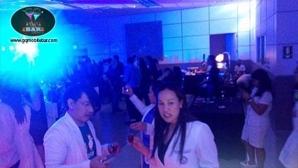 GQ Mobile Bar BGC Taguig St. Luke's Medical Center Doctor's Night