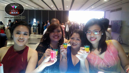 GQ Mobile Bar Philippines Goes to The Monochrome Nuvali Sta. Rosa Laguna