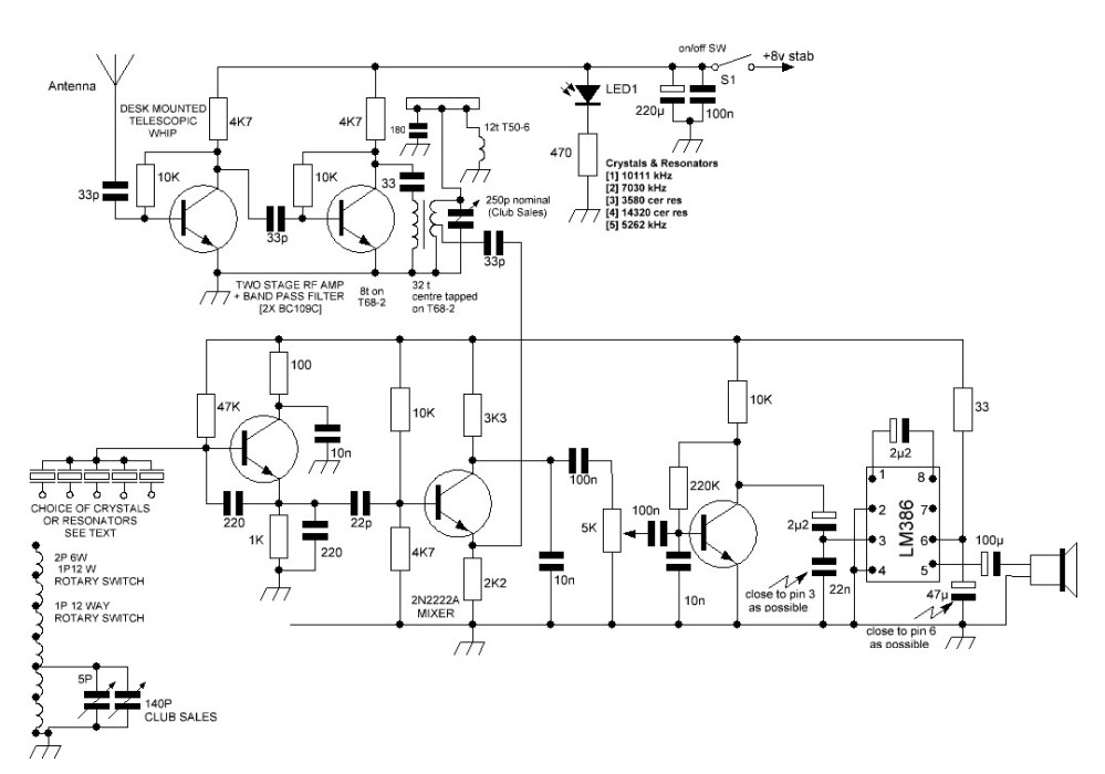medium resolution of there is also a diagram missing after the article for the sla charger on page 18 here it is