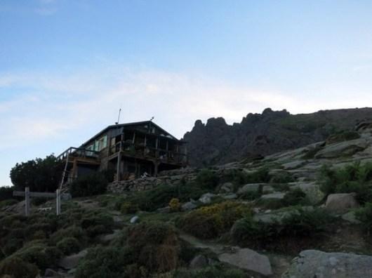 GR20 blog : refuge Ortu di u Piobbu