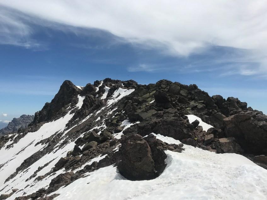 Monte Cinto - GR20 - mai 2017