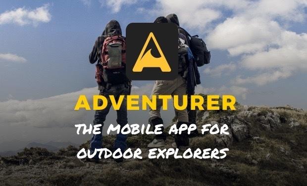 Adventurer - application mobile