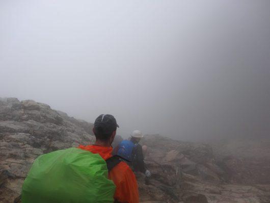 Prudence en montagne - Météo changeante