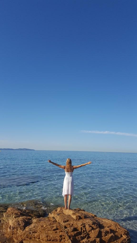 Lara Slavik - Apres son GR20 en Corse