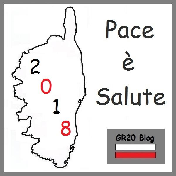 pace e salute 2018 corsica gr20