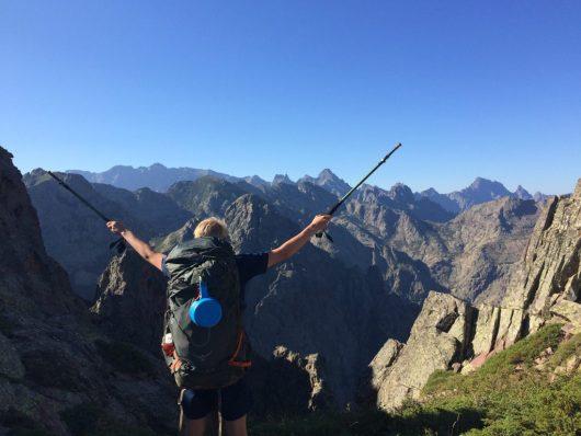 GR20 vandretur på Korsika