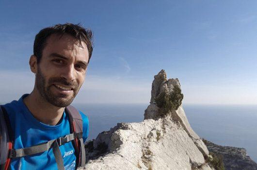 Olivier du blog Inspiration Trail