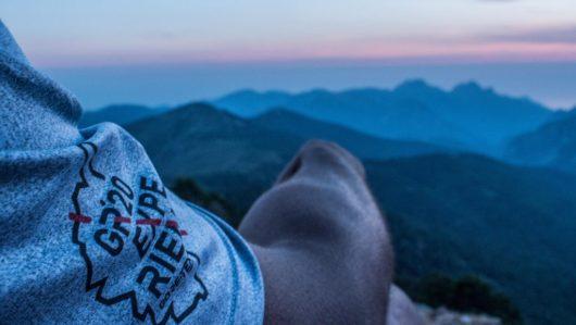 Au lever du soleil - Col de Vergio - 2017
