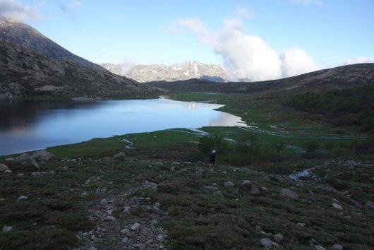 Lac de Nino - GR0