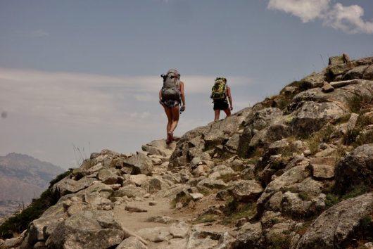 Wandern auf dem GR20 - Korsika