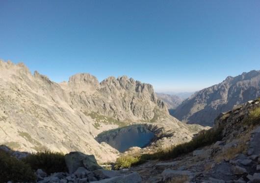 GR20 Wanderweg Korsika