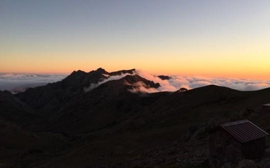 Hütte-Korsika-GR20