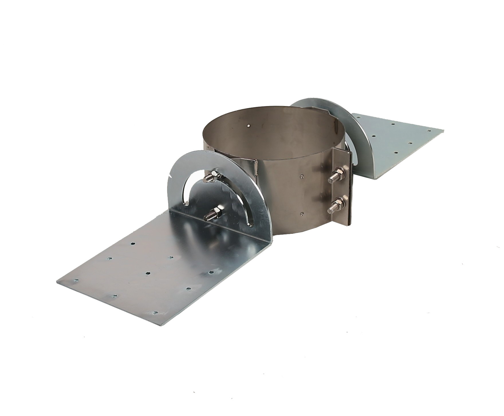 6 inch Twin Wall Rafter Support Bracket
