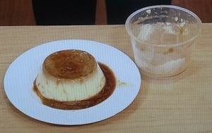 オモウマい店:東京港区の名物ジャンボプリン「ヘッケルン」!踊るように動く77歳喫茶店主