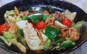 きょうの料理:栗原はるみさんのホイコーローのレシピ!万能肉みそで