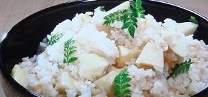 【ソレダメ】濃厚タケノコご飯のレシピ!ミシュラン店かどわき