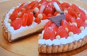 【ヒルナンデス】新宿 果実園 リーベルのお店の場所は?フルーツケーキの萌え断グルメ