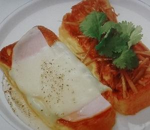 台湾風フレンチトーストのレシピ!【きじまりゅうたの小腹がすきました! 】