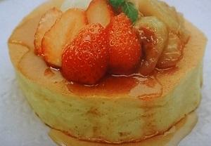 【あさイチ】水谷千重子(友近)のスマホめし!幸せのパンケーキ