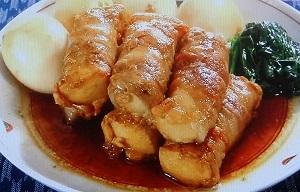 ヒルナンデス:浜名ランチの超簡単角煮串のレシピ!サイコロレストラン