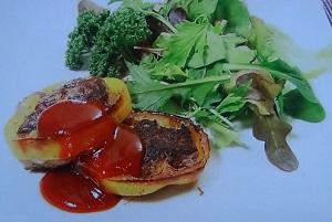 鉄腕ダッシュ:パプリカの肉詰めのレシピ!宮城県栗原市