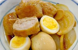 薄切り肉で豚の角煮のレシピ【あさイチ】