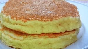 ガッテン:ふわふわホットケーキのレシピ!フライパン粉で作る