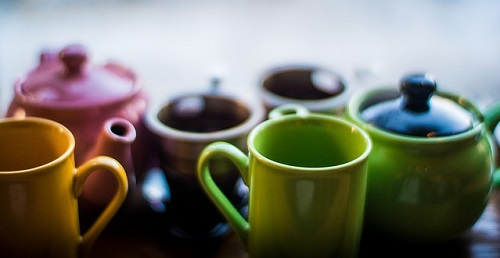 【所さんお届けモノです】テラダモケイの紙のミニチュアや生プーアル茶、工芸茶!