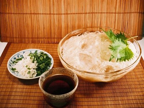 きょうの料理:栗原家特製のそうめんのめんつゆのレシピ!栗原はるみ