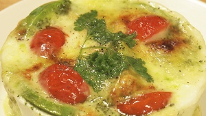 固いアボカドでもおいしいレシピ!フリット&チーズ焼き【あさイチ】
