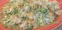 【ビビット】和田明日香のなんでもチャンプルー&鶏とアボカドの味噌照り焼きのレシピ!