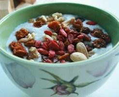 ゴジベリー(クコの実)のレシピ