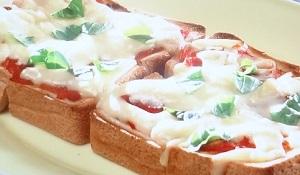 【家事ヤロウ 木村拓哉】ピザトーストのレシピ!自宅リアル飯レシピ