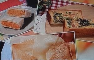【ドデスカ】トースト簡単アレンジ術!キッシュ風やチーズフォンデュ