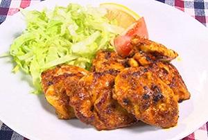 ヒルナンデス スパイス料理:タンドリーブリのレシピ!タクコMIX!印度カリー子